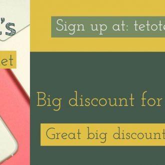 Tetote Wallet – Ưu đãi nhiều hơn nữa với Ví trả trước Tetote.